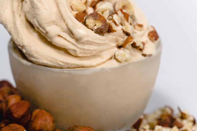 Hazelnut Piemonte Ice Cream Totalbase