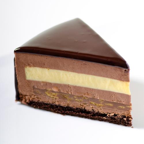 Chocolate Almond Entremet