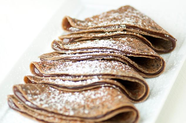 Gluten Free Crêpes