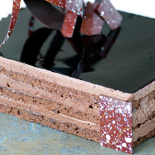 Chocolate Sponge Cake (Gluten Free)