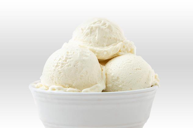 Dietetic Milk Base Ice Cream