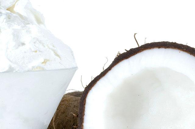 Coconut Gelato Base Natural Zero E