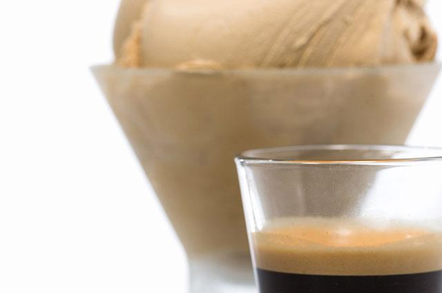 Coffee Costa d`Oro Gelato Base Natural Zero E