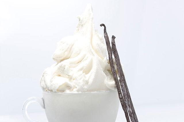 Vanilla Velvet Gelato Base Natural Zero E