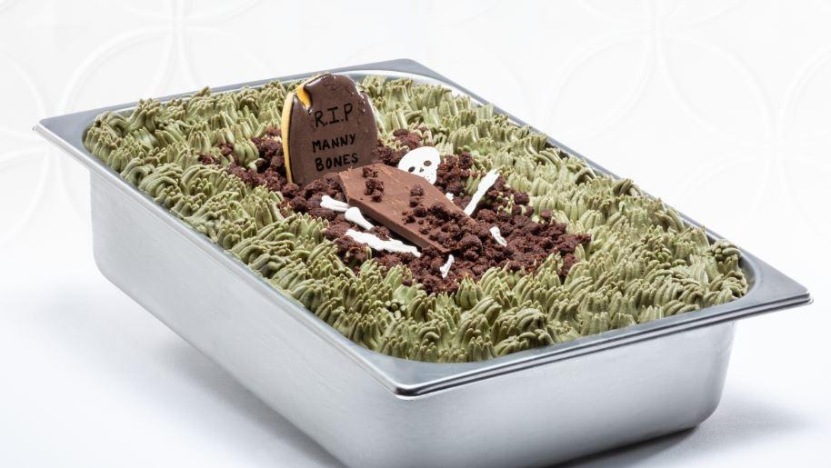 Graveyard Gelato or Ice Cream