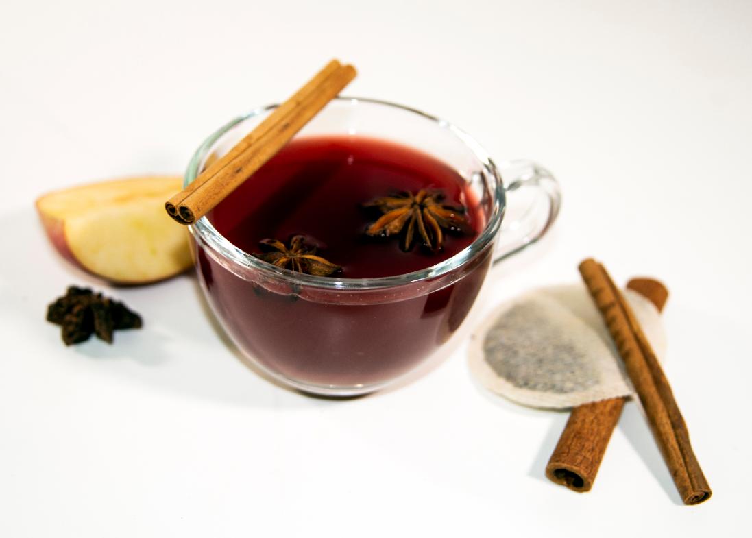 Mulled Wine Mocktail
