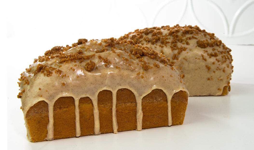Pumpkin Pie Loaf