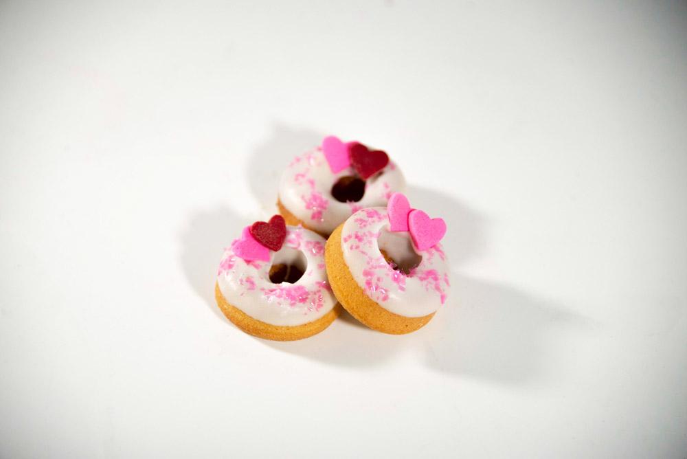 Mini Cake Doughnuts